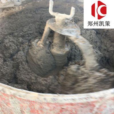 凯策陶瓷耐磨涂料 钢厂烟道耐磨陶瓷料
