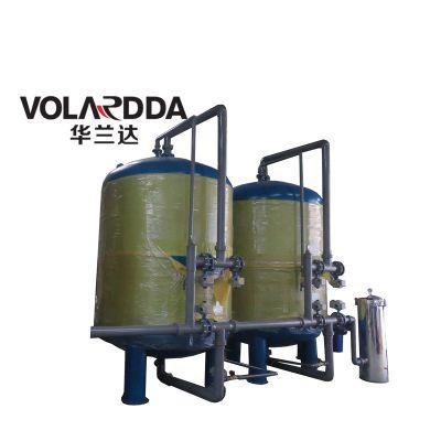 供应河池市农村饮用水过滤设备 华兰达农村地下水净化器出水达生活饮用水标准