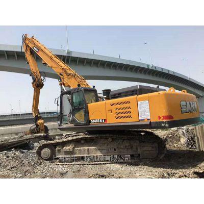上海廊下三一打桩机拉森桩 型钢 钢管桩 河道围护水泥方桩打拔围堰施工 质优价廉桩基础工程拔桩清障工程