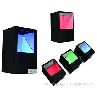 进口同轴光源  自动化检测机LED灯 CCD机器视觉光源 平行折射光源