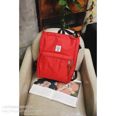 定制学生书包定做时尚双肩包定制广告礼品包