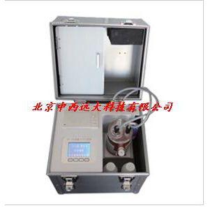 中西(LQS现货)油液质量快速分析仪 型号:CN61M/YSF-1库号:M210374