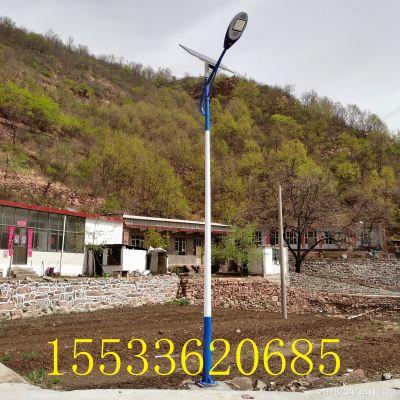 华强科技公司为涿州美丽乡村建设亮化LED工程出力,涿州太阳能路灯的参数和价格