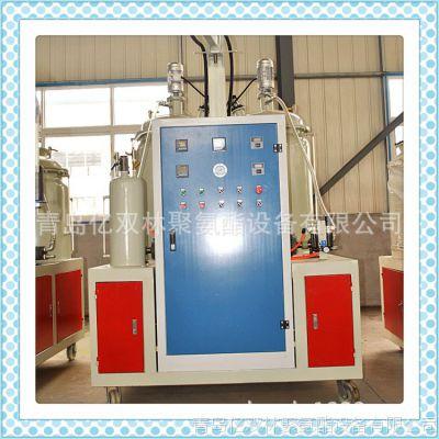 亿双林供应聚氨酯PU仿木装饰条低压硬泡发泡机 聚氨酯pu机器