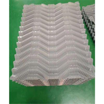 S波蜂窝填料适合电厂用 质优价良S波填料 双曲线塔专用散热片 品牌华庆