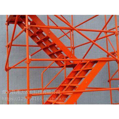 高桥安全爬梯a建筑施工安全爬梯a通达生产厂家
