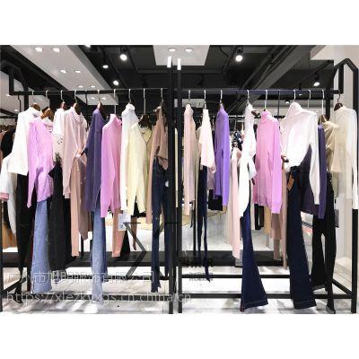 广州雪莱尔品牌折扣女装MISS宝姿品牌春装19年尾货拿货渠
