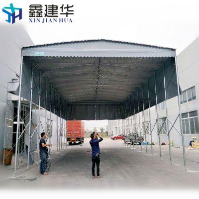 马家店镇大型户外雨棚制作厂家_布移动帐篷电动遮阳蓬片