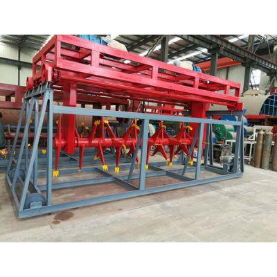 如何选择有机肥翻堆机轮式|槽式|履带式堆肥机