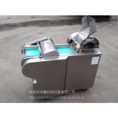 黄秋葵切段机 快速均匀豆角切段机 大米年糕切段机 红薯切片机
