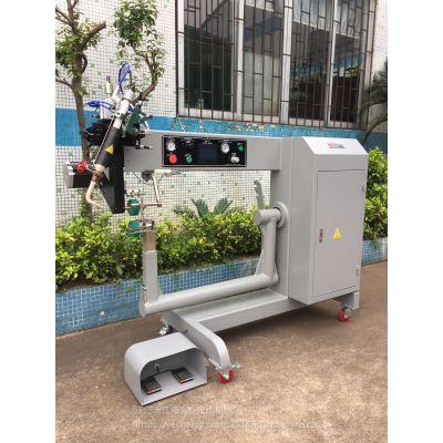 业成热合机、热风熔焊机、高温焊接设备厂家