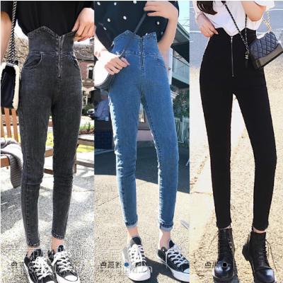 哪里有低价便宜牛仔裤清仓广州摆地摊便宜裤子批发库存女装便宜货源批发