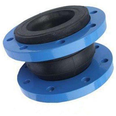 河北厂家加工耐热橡胶软接头 耐磨柔性橡胶软连接 质量保证