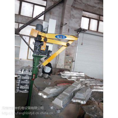 郑州铸造自动浇注设备/旭丰定制浇铸给汤机/非标伺服机械手浇铸