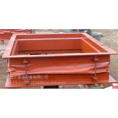 沧州长期定制轴向型耐腐矩形非金属膨胀节厂家值得信赖