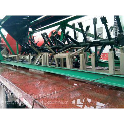 投建有机肥加工厂猪粪小型有机肥生产线整套设备多少钱