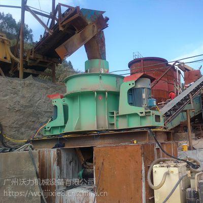 江西萍乡制砂机生产线的方案设计 中美沃力机械公司