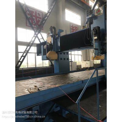 台湾名顺8米数控龙门导轨磨床型号GP-3000