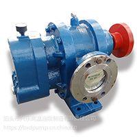 LC罗茨泵高粘度介质输送铸铁电动齿轮泵