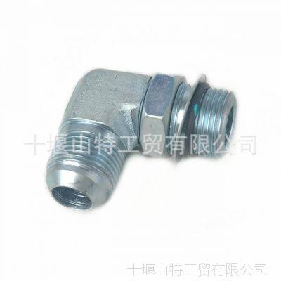 西安康明斯工程机械发动机配件M11 L10增压器回油管接头3047340
