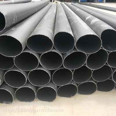 鼎固直缝预制聚氨酯玻璃钢暖气保温管免费报价