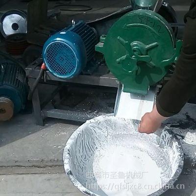 地瓜土豆磨糊机 小型煎饼坊粮食制糊机 圣鲁牌图片 报价