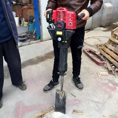 手提式果树起苗机 新款链条式挖树机 汽油手提挖树机