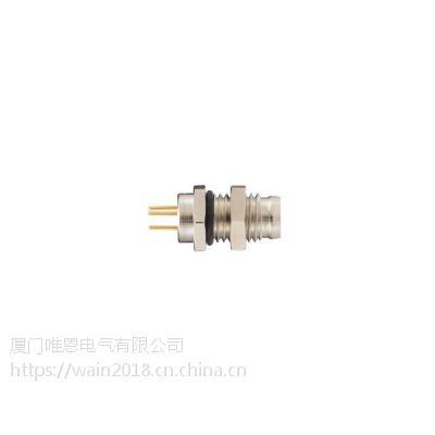 圆形连接器M8-M03-BKR-M8-D