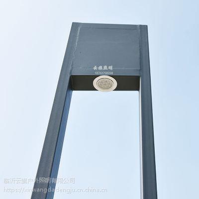 厂家直销门柱庭院灯防水户外灯景观灯新农村路灯小区高杆灯灯柱