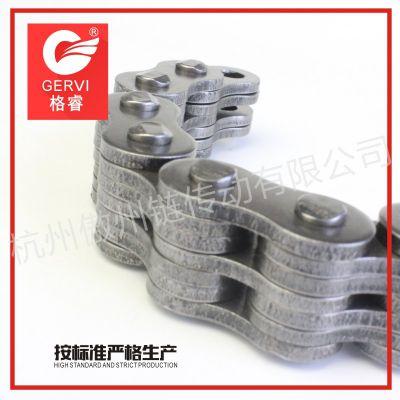 特惠工业机械用板式链条 厂家低价热销耐高温板式链条