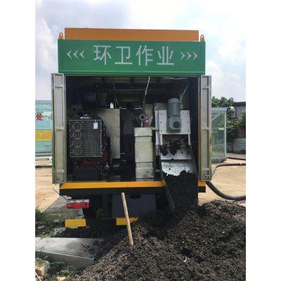 供应环保吸粪车 多功能吸粪车厂家