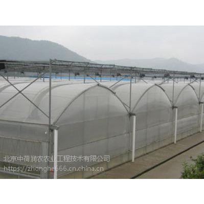 膜连栋温室适合大规模蔬菜、花卉种植