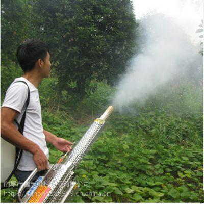 背负式杀虫灭菌消毒机/农用烟雾机/大棚蔬菜弥雾机