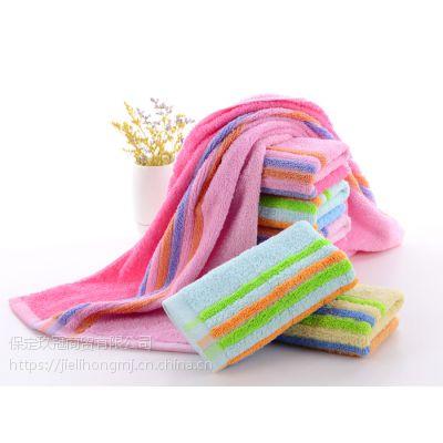 洁利红毛巾材质-毛巾用途