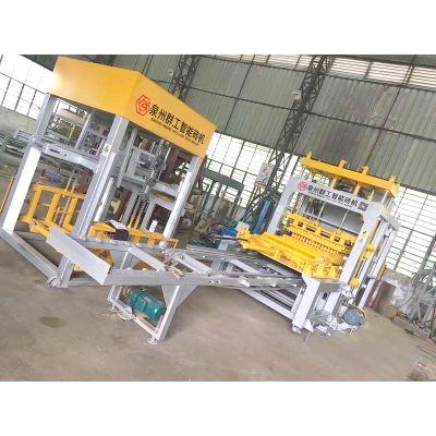 群工QT5-15型免烧砖机械设备价格 陕西水泥砖机械设备