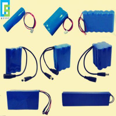 12V锂电池组 音箱太阳能路灯户外LED灯 氙气灯专用锂电池组