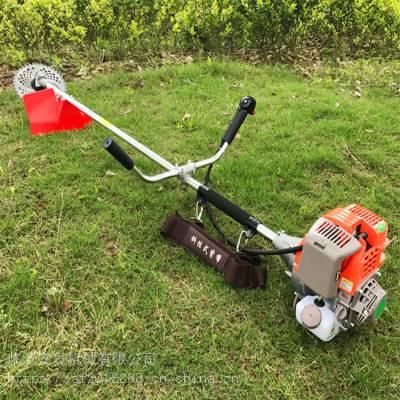 小型农用除草机报价 农用割草机价格 新型锄草割草机