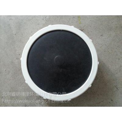 九塞沟污水处理曝气设备,盘式微孔曝气器,硅橡胶曝气器