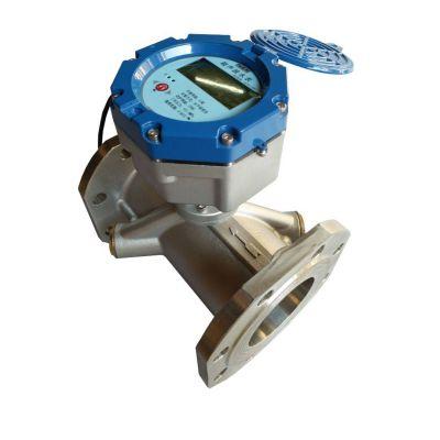 多声道铸钢不锈钢超声波水表流量计