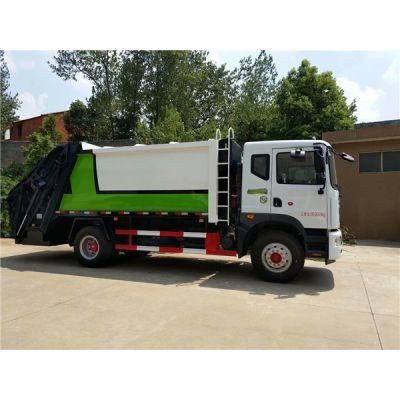 东风10吨环卫垃圾车销售,餐厨式垃圾车