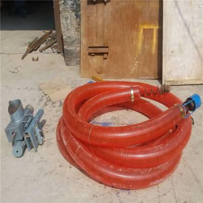 新型16公分吸粮机 电动放中间的吸粮机 浩发