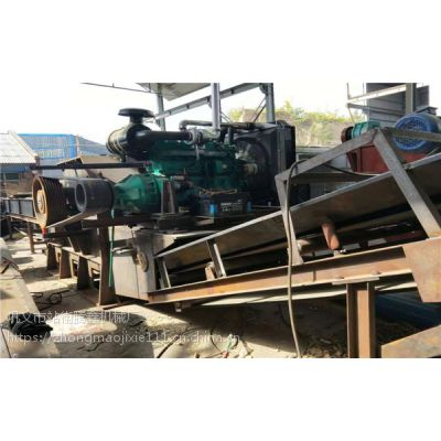 废旧木材建筑模板破碎机 自动化除铁托盘破碎机 河北模板粉碎机