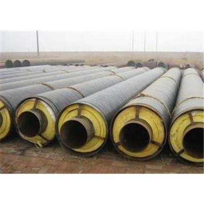 直埋蒸汽保温管使用标准钢套钢保温钢管