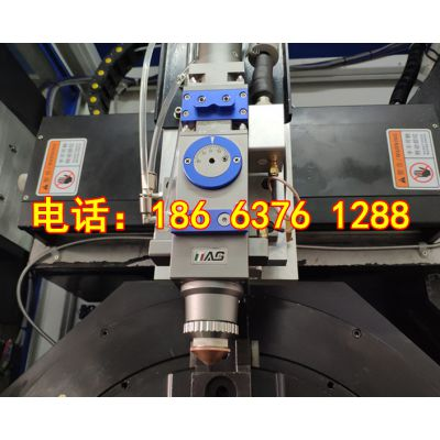 河北金属激光切管机设备价格 圆形管材激光切割机厂家 灯饰健身器材行业