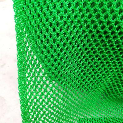 长春煤场聚乙烯阻燃防风抑尘网 露天350克散料柔性挡风墙 矿场绿色防风网