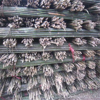 大量批发绑扶枸杞树苗用的竹杆 供应青海格尔木枸杞基地 京西竹业供应