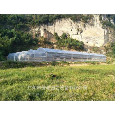 大棚建设厂家 河源蔬菜大棚每亩造价 智能蔬菜大棚