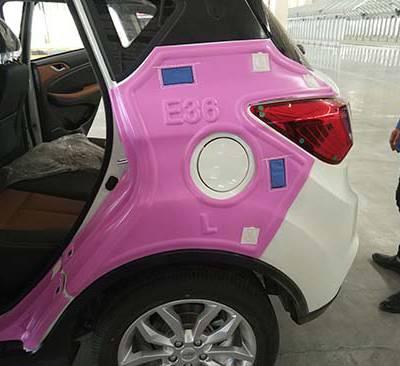 苏州汽车面漆保护板-联合创伟汽车技术(推荐商家)