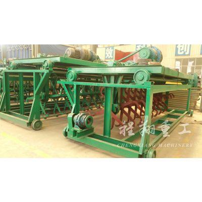 有机肥发酵设备 有机肥翻堆机 移动式翻抛机 堆肥发酵翻堆机
