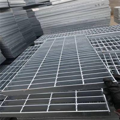 西安踏步板 钢梯踏步板 马道钢格板